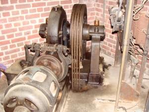 Elevator Motor