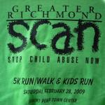 SCAN 5k Race Shirt