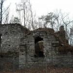 The Grove Shaft ruins.