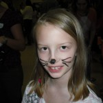 Kitty cat Sarah