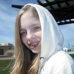 Leanna at the Neptune Park