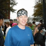 Me before the race